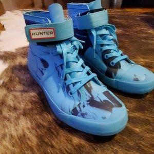 Hunter rain shoes